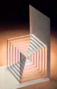 Kirigami card - Stairway to Heaven. Paper Crafts Origami, Origami Art, 3d Paper, Kirigami Templates, Kirigami Tutorial, Interaktives Design, Paper Architecture, Pop Up Art, Paper Engineering