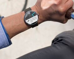 Motorola - Watch Moto 360 - $148.64 #motorola #watch #moto