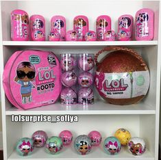 Lol Überraschungspuppen - LOL von ME - You are in the right place about black Lol Surprise Dolls Here we offer you the most beautiful pictures about t Doll Party, Lol Dolls, Little Pets, Christmas Toys, Shopkins, Unicorn Party, Toys For Girls, Cool Toys, Gifts For Kids