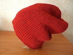 Как связать модную шапку-бини   Ярмарка Мастеров - ручная работа, handmade