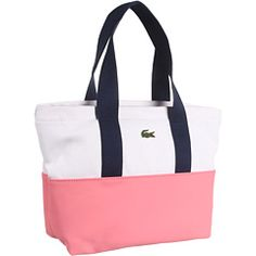 Lacoste Eastport Small Canvas Per Bags Women