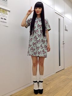 Cute kitty dress that I'd love to own