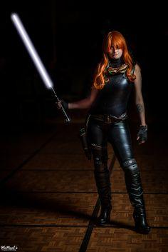 Mara Jade (Star Wars) #Starfest2014