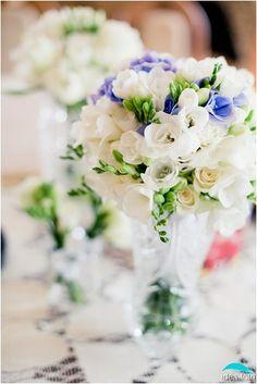 #frezja #różabukietowa #hortensja #bukiet ślubny #kwiaciarniaZakletyOgród idea-foto.pl - Fotografia Ślubna Mielec