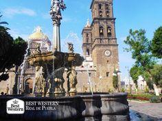 EL MEJOR HOTEL EN PUEBLA. El centro histórico de Puebla, es una joya que guarda miles de atractivos que fascinan a cualquier visitante. En Best Western Real de Puebla, le esperamos en su próxima visita para que tenga una estancia incomparable en nuestras instalaciones y descubra el encanto de nuestra ciudad. #bestwesternenpuebla
