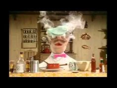 The Swedish Chef Making Hot Sauce