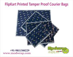 #FlipKart Printed Tamper Proof #Courier Bags available online at Modwrap. These Plastic mailing sacks can be redone printed with alluring outlines according to customers' necessity. For details visit: http://www.modwrap.com/flipkart-printed-tamper-proof-courier-bags/21942/0