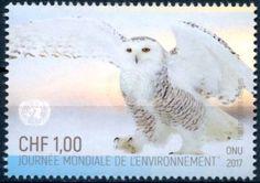 Stamp: World Environment Day (UNO Geneva) Mi:NT-GE 1008,Zum:NT-GE 1019