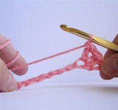 Crochet Spot » Blog Archive » How To Crochet: Blanket Stitch - Crochet Patterns, Tutorials and News