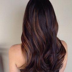 30 Chocolate Brown Hair Color Ideas