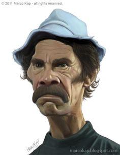 Resultado de imagen para caricaturas ultimas de personajes famosos