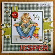 Copic Marker Sverige: DT-Jessica