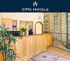 Hotels Berlin Mitte - City Partner Hotel Am Gendarmenmarkt #Berlin http://berlin-mitte.cph-hotels.com