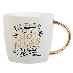 Hot Mess Express Mug