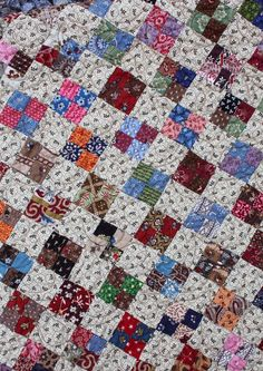Temecula Quilt Company: Go Four It Scrappy Quilt