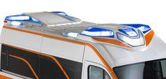 Progetto nuova ambulanza Life 2 di Aricar  | Antonio Sassi