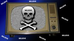 NEWS & VNR's - the Ultimate Mind Weapons - Kill Your TV NOW!