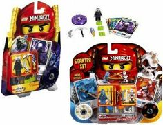 Lego Ninjago 2256 & 2257 Exclusive Starter Gift Set of 80 Pieces. Includes Lord Garmadon , Frakjaw & Jay by LEGO. $39.00. A MUST HAVE FOR ANY LEGO FAN OR COLLECTOR! MAKES FOR A GREAT GIFT!. ARENA INCLUDED! FOR AGES 6+ VERY HARD TO FIND AND SOLD-OUT EVERYWHERE! NO LONGER IN PRODUCTION FROM LEGO.. Lego Ninjago 2256 & 2257 Exclusive Starter Gift Set of 80 Pieces. Includes Lord Garmadon , Frakjaw & Jay. LEGO NINJAGO EXCLUSIVE GIFT PACK OF 2256 & 2257 STARTER SET AND ...