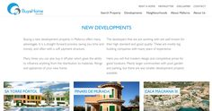 Overview of our newly built projects located all over Mallorca.