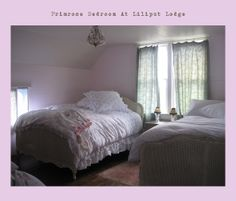 little girls room...
