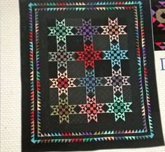Amish Quilt Patterns. Amish Wedding Ring. Dolley Madison's Amish Star