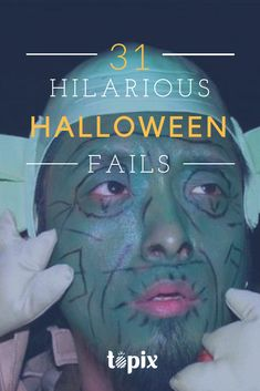 These Halloween costumes failed so hard they almost won Hysterical! Halloween Costume Fails, Unicorn Halloween, Halloween Costumes For Kids, Halloween Ideas, Halloween 2018, Halloween Stuff, Vintage Halloween, Halloween Makeup, Costume Ideas
