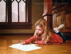 Impressioni Artistiche : ~ Bryan Larsen ~