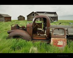 abandoned 41-46 chevy -blackmagic