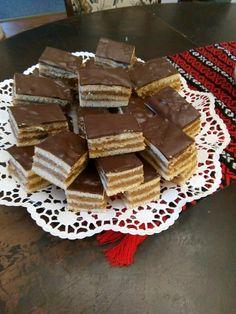 Zserbo Recipe, Candy, Chocolate, Recipes, Food, Essen, Chocolates, Meals, Eten