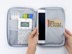 Better Together Daily Pouch - iPad storage