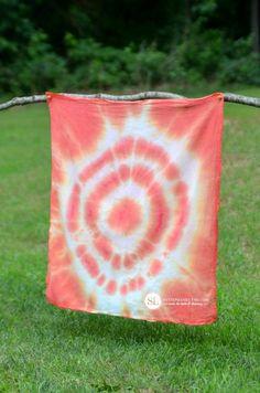 Bullseye Tie Dye Technique #michaelsmakers #tiedyeyoursummer