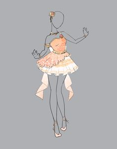 .::Outfit Adopt 9(CLOSED)::. by Scarlett-Knight.deviantart.com on @DeviantArt