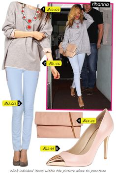 riches for rags: Celebrity Style: Rihanna