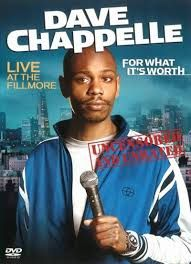 Image result for dave chappelle poster