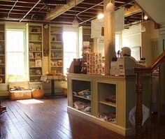 museum store design - Google Search