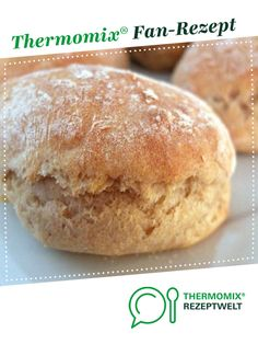 Swiss Bürli from Schirmle. A Thermomix recipe from the Bread & Buns category at www.de the Thermomix Community. The post Swiss Bürli appeared first on Win Dessert. Healthy Meals To Cook, Healthy Cooking, Dinner Healthy, How To Make Dough, Food To Make, Healthy Appetizers, Appetizer Recipes, Recipes Dinner, Fall Recipes