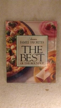 Schwan's Family Favorites the Best of the Roundup , c1995 by Artisticflea on Etsy