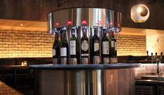 Enoround, enomatic wine dispenser Joey Eaton Center, Toronto