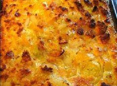 Boston Market Squash Casserole Recipe