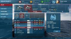 ArtStation - SeaCraft (UE4), Vladimir Alyamkin
