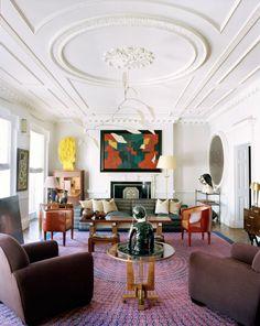 Image result for jacques grange interior design