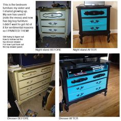 Check out my Before and After project!  Twitter / TheAudGirl: