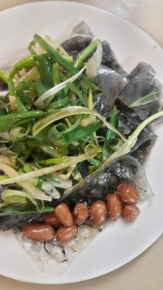 Fish skin appetizer, Hong Kong