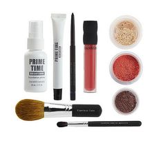 I've been using BareMinerals for 14.5 yrs. and get so many compliments from people who don't even realize I am wearing makeup. My skin has improved tremendously since I began using it and it feels like I am not wearing any makeup. If you are just starting out, I recommend you first try one of the sets sold at QVC.com.