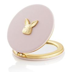 who is the fairest of them all? that would be you of course! our new bunny-embellished compact mirror makes the perfect gift for a friend, or token treat for yourself. you'll wonder what you did without this super sweet yet practical little piece. Princesa Elizabeth, Pink And Gold, Rose Gold, Beauty Book, No Foundation Makeup, Compact Mirror, Olivia Burton, Makeup Cosmetics, Girly Things