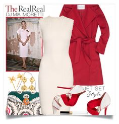 """Jet Set Style With DJ Mia Moretti & The RealReal: Contest Entry"" by melindairenes ❤ liked on Polyvore featuring Valentino, MaxMara, Oscar de la Renta, Alexander McQueen, Jenny Packham, Chanel, thanksomuch, thanksmysweetpolyfriends, haveablessedweekend and thanksmylovelies"