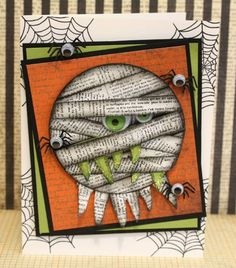 Mummies by artidodo - Cards and Paper Crafts at Splitcoaststampers