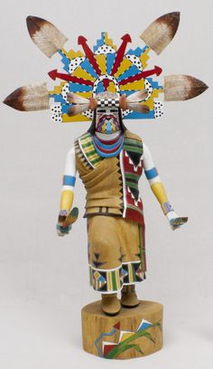 Types of Kachina Dolls | Hope for the Hopi Kachinas
