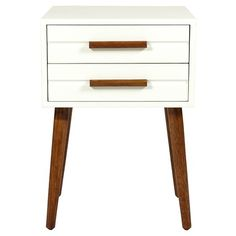 2 Drawer Accent Table - Room Essentials™ : Target