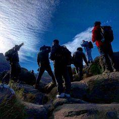 O caminho é para cima! #abussolaquebrada #parquenacionaldoitatiaia #brazil #trekking #climbing #escalada #trilha